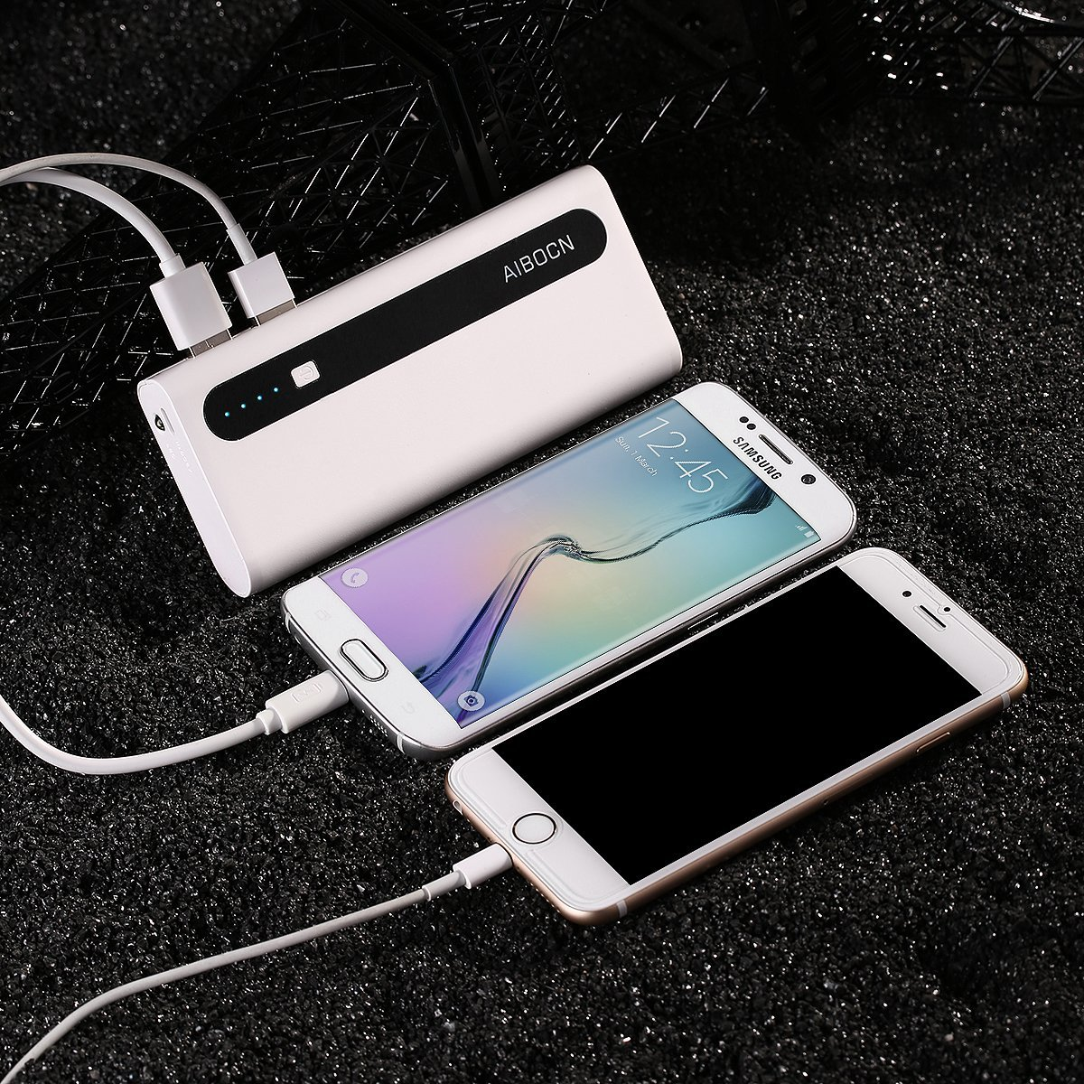 best 10000 mah portable cell phone battery charger 2018. Black Bedroom Furniture Sets. Home Design Ideas