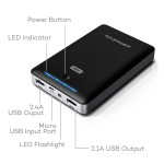 Best portable power bank rav power