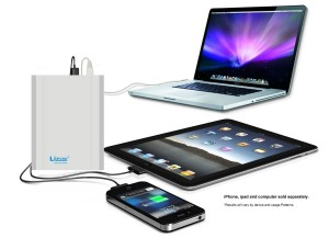 Lizone portable laptop charger External Battery Charger for MacBook/Laptop