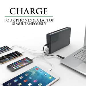 MAXOAK Portable Charger External Battery for Laptop